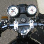 中古車情報 ヤマハ RZ50 ブラック メーターパネル