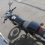 中古車情報 ヤマハ RZ50 ブラック 上側