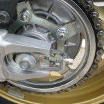 中古車情報 ホンダ CB400スーパーボルドール HYPER V-TEC REVO レッド/ホワイト ドライブチェーン