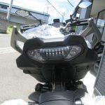 新車情報 ヤマハ TRACER900GT ABS ブラック/シルバー LEDテールランプ