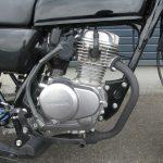 中古車情報 ホンダ エイプ50(APE50) ブラック エンジン