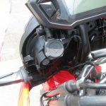 中古車 ホンダ CRF250RALLY ABS タイプLD ブラック/レッド 電源ソケット
