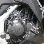 中古車情報 ホンダ CBR250R_ABS レプソルカラー(オレンジ/ブラック/レッド) エンジン