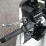 中古車 ホンダ VFR1200F ABS ホワイト グリップヒーター