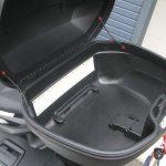 中古車 ホンダ VFR1200F ABS ホワイト トップケース