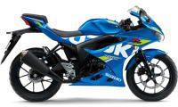 新商品情報 スズキ GSX-R125 カラー変更