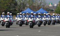 第49回 全国白バイ安全運転競技大会 2018年10月6日、7日開催