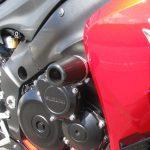 中古車情報 スズキ GSX-S1000F ABS レッド/ブラック エンジンスライダー