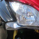 中古車情報 スズキ GSX-S1000F ABS レッド/ブラック 社外LEDヘッドライト