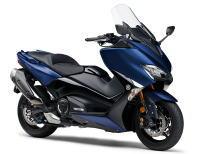 新車 ヤマハ TMAX530DX ABS ブルー サンプル画像