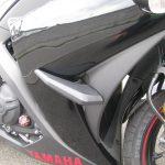 中古車情報 ヤマハ YZF-R25 ブラック サイドスライダー