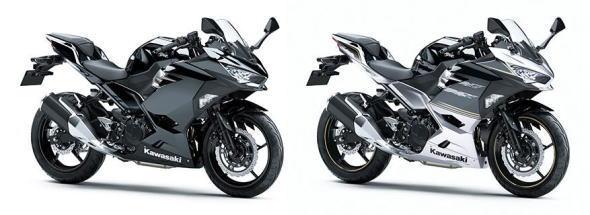 新商品情報 カワサキ Ninja250シリーズ 2019年モデル