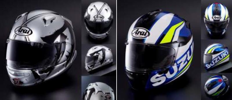 限定ヘルメット スズキ KATANAヘルメット & スズキカラーヘルメット 2019年2月22日まで ご予約お待ちしております。