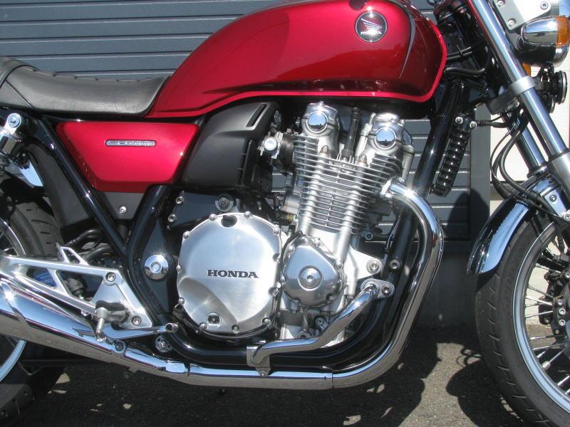 中古車情報 ホンダ CB1100EX ABS レッド エンジン