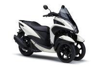 新商品 ヤマハ トリシティ125/ABS 2019年モデル発表