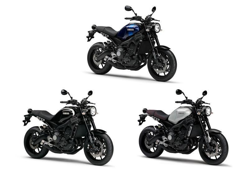 新商品情報 ヤマハ XSR900 2019年モデル3月7日発表