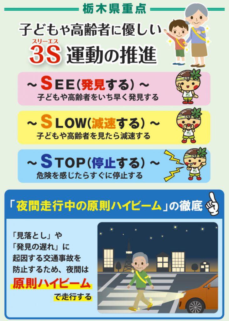 2019年 春の交通安全県民総ぐるみ運動(2019年5月11日から20日まで)