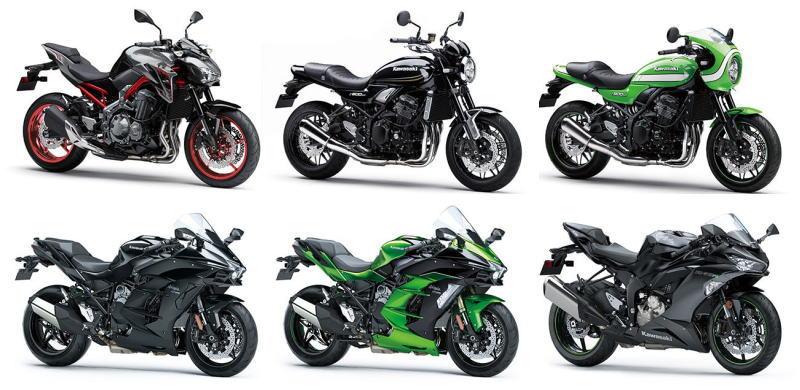 サービスキャンペーン情報 カワサキ Z900、Z900RS、Z900RS_CAFE Ninja_H2_SX Ninja_H2_SX_SE Ninja_ZX-6R サンプル画像