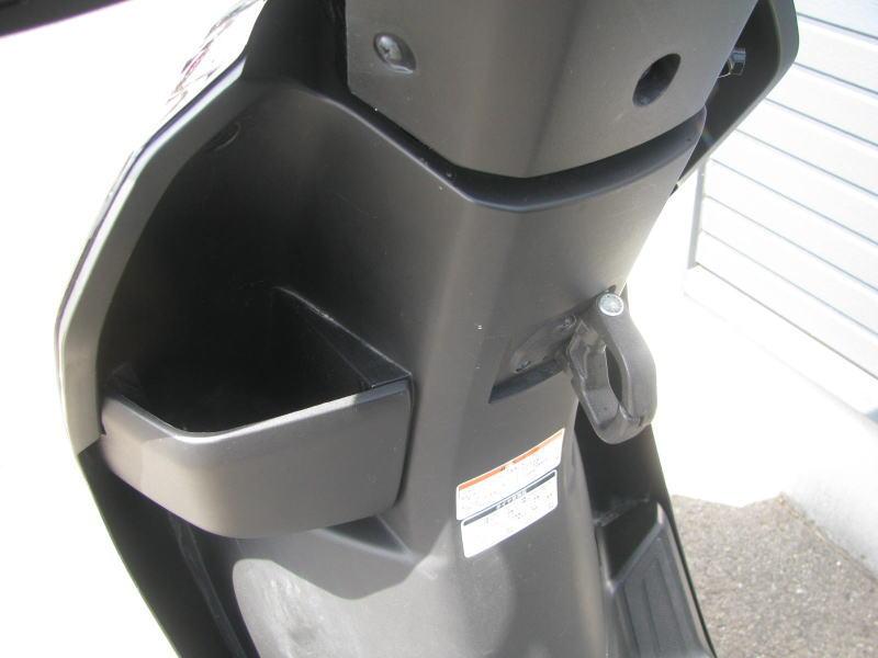 中古車情報 ヤマハ JOG(ジョグ) ブラック フロントポケット(AY01)
