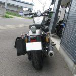 中古車情報 ヤマハ BOLT-R(ボルト Rスペック) グレイ うしろ側