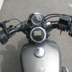 中古車情報 ヤマハ BOLT-R(ボルト Rスペック) グレイ メーター周り