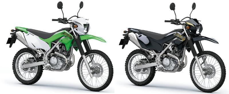 新商品情報 2020年モデル カワサキ KLX230 が発表されました。