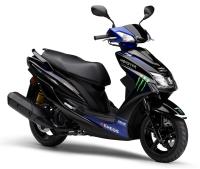 新商品情報 ヤマハ シグナスX モンスターエナジー ヤマハ MotoGP Edition 限定1300台