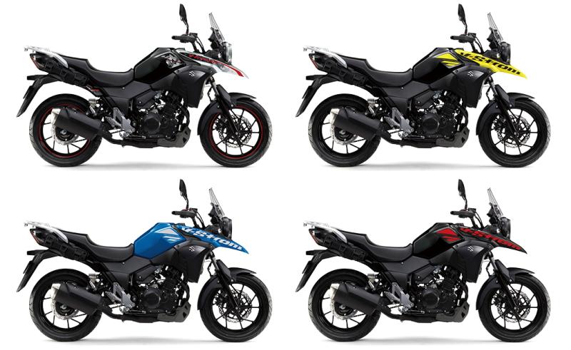 新商品情報 2020年モデル スズキ V‐Strom250/ABS が発売されました。