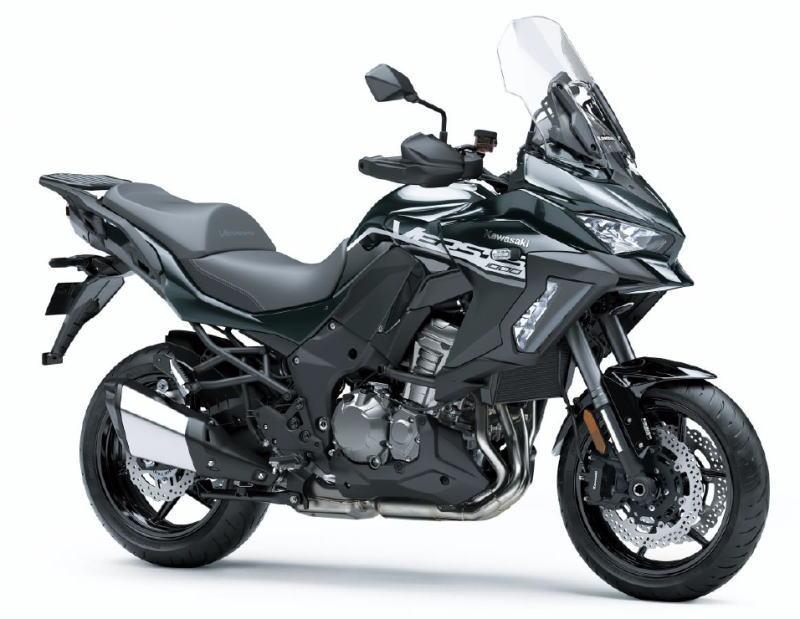 新商品情報 カワサキ VERSYS1000 SE(ベルシス1000SE) 2020年モデルが発表されました。