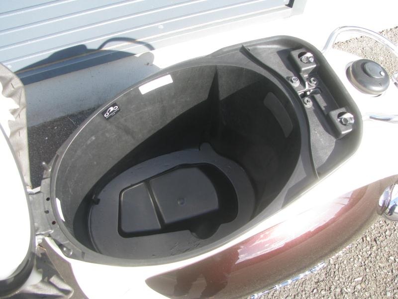 中古車 ヤマハ ビーノ ブラウン(茶色) シートボックス