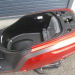 中古車情報 ホンダ ダンク(DUNK) (50ccスクーター) オレンジ シートボックス