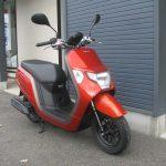 中古車情報 ホンダ ダンク(DUNK) (50ccスクーター) オレンジ 右まえ側