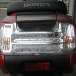 中古車情報 ホンダ ダンク(DUNK) (50ccスクーター) オレンジ LEDテール&ストップランプ