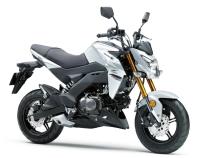 新商品 カワサキ Z125 2020年モデル 発表
