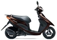 新商品 スズキ アドレスV50 2020年モデル 発表