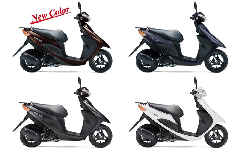 新商品 スズキ アドレスV50 2020年モデル