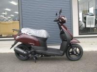 新車バイク スズキ レッツ ブラウン 2020年モデル