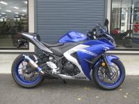 中古車バイク ヤマハ YZF-R25 ABS ブルー/シルバー
