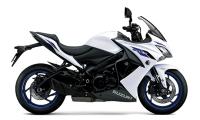 新商品情報 スズキ GSX-S1000F ABS ホワイト 2020年モデル 発表