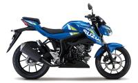 新商品 スズキ GSX-S125 ABS 2020年モデル発売
