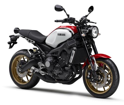 新商品情報 ヤマハ XSR900ABS 2020年モデル 2月25日発売
