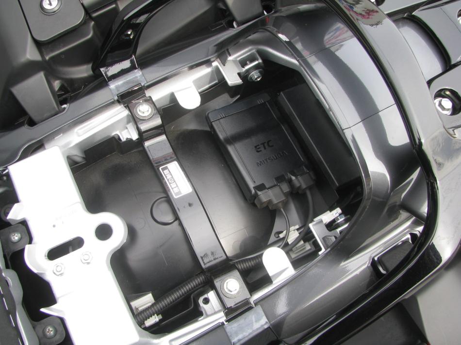 中古車情報 ヤマハ FJR1300AS グレイ 分離型ETC