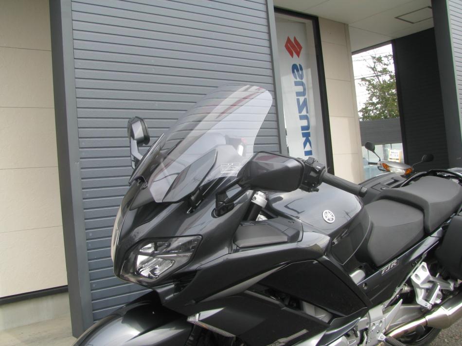 中古車情報 ヤマハ FJR1300AS グレイ スクリーンダウン