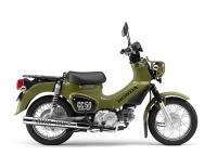 新商品 ホンダ クロスカブ50 グリーン 2019年モデル 発売