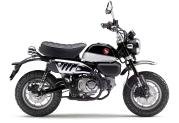 新商品情報 ホンダ モンキー125/モンキー125ABS 2020年4月3日 新色ブラック追加発売