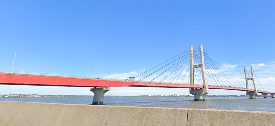 千葉県 銚子大橋