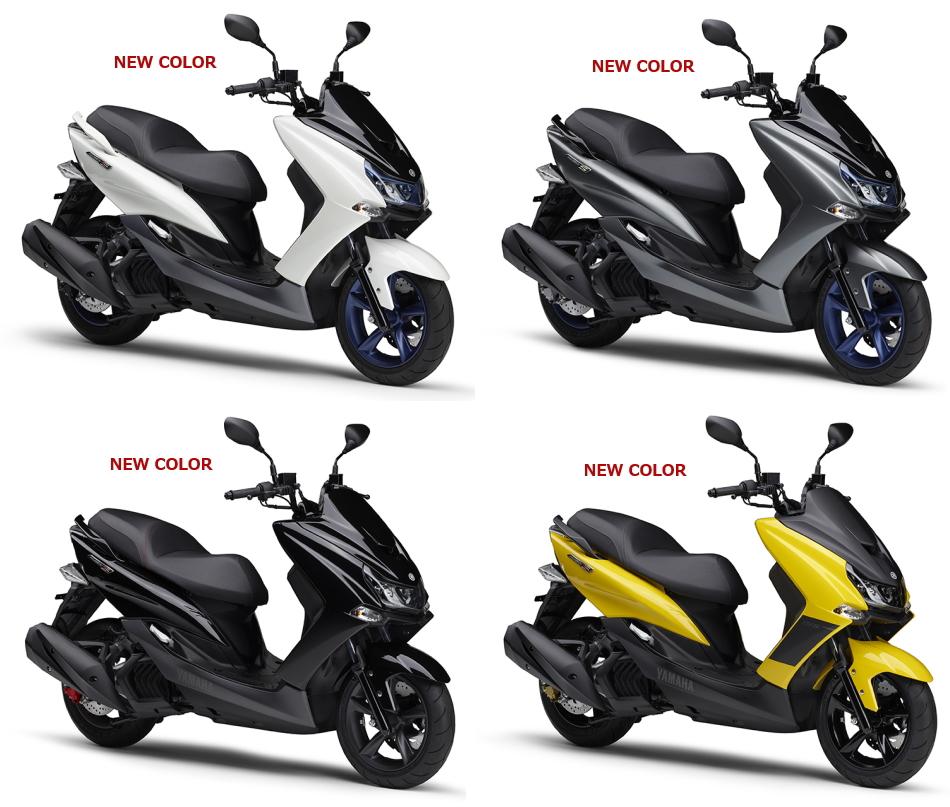 新商品 ヤマハ マジェスティS(MAJESTY S) 2020年モデル 発表