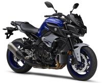 新商品 ヤマハ MT-10/SP ABS 2020年モデル 発表(画像はMT-10 ABSの新色ブルーです。)