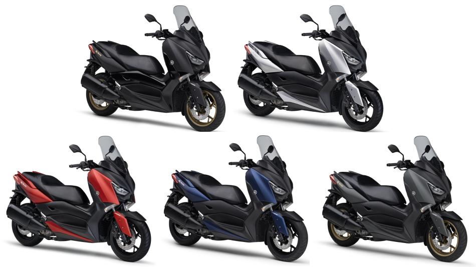 新商品 ヤマハ XMAX 2020年モデル 発表