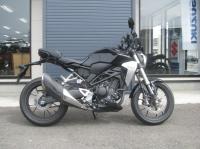 中古車 ホンダ CB250R ABS ブラック 250cc ネイキッドタイプのバイク
